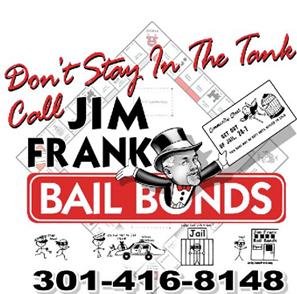 Jim Frank Bail Bonds Service Logo